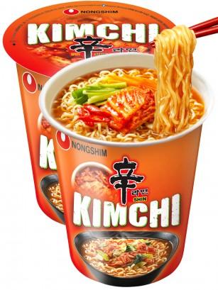 Fideos Ramen Coreanos con Kimchi | Cup Edition 75 grs.
