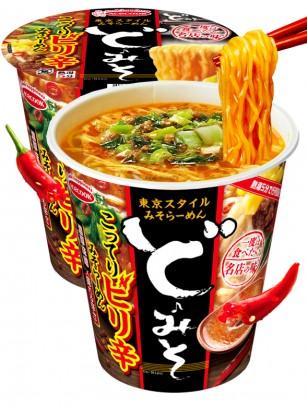 Fideos Ramen Cup de Miso Picante | Receta de Restaurante Misora 95 grs.