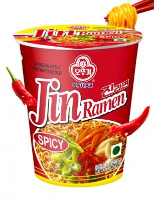 Fideos Ramen Coreanos de Carne Ramyun Red Cup | Extra HOT