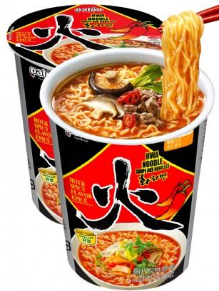 Fideos Ramen Coreanos Hwa Ramyun | Cup Edit.
