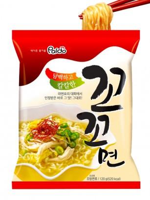 Ramen Coreano de Pollo | White Kokomen