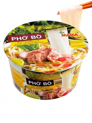 Tallarines de Arroz Phở Bo con Ternera | Receta Vietnamita