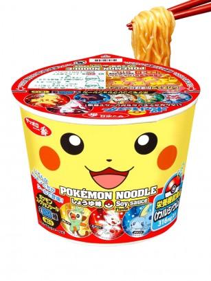 Fideos Ramen Pikachu | Super Pocket Bowl 38 grs.