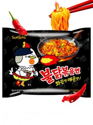 Fideos Ramen Coreano Salteado Wok ULTRA HOT Chicken | Bag