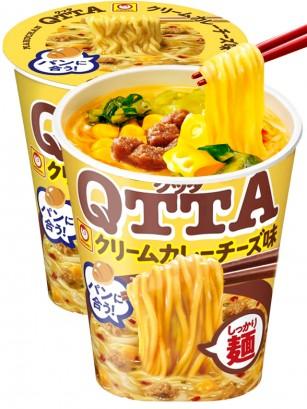 Fideos Ramen Maruchan Q Curry y Crema de Queso 83 grs