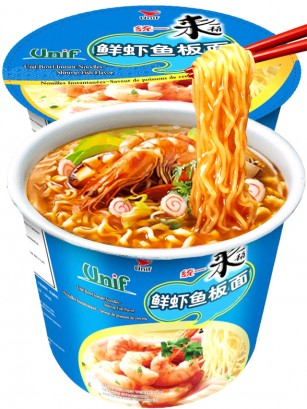 Ramen Seafood con Gambas 108 grs
