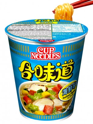 Ramen Nissin Colors Cup Super Toppings | Marisco