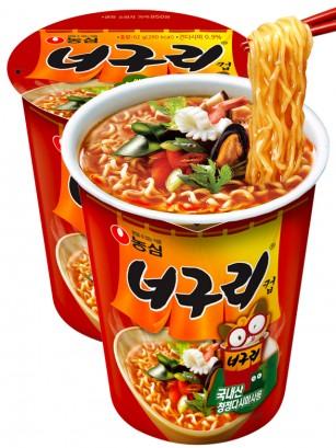Fideos Udon Coreanos Neoguri Seafood & Surimi | Cup Edition