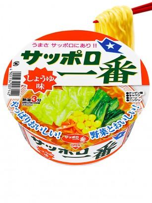 Fideos Ramen Donburi de Shoyu y Pollo | Nihon Nº1