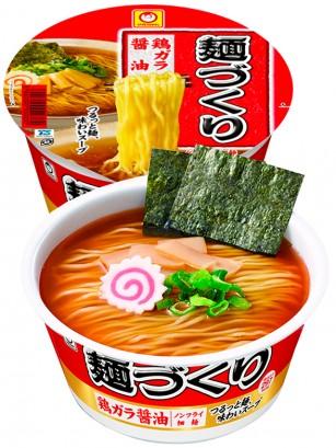 Fideos Ramen Menzukuri Shoyu Naruto Chicken