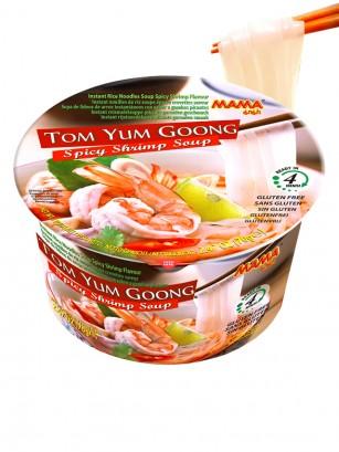 Tallarines de Arroz con Sopa Tom Yun | Receta Tailandesa 70 grs