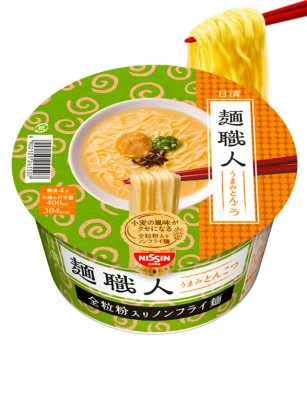 Fideos Ramen Tonkotsu Artesano   Nihon Selected 81 grs