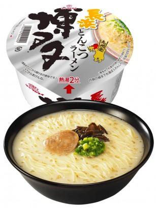 Fideos Ramen Tonkotsu Receta de Nagahama 77 grs