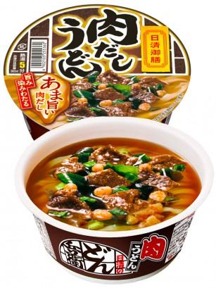 Fideos Udon Donburi Ternera Juwari | Nihon Selected 74 grs.