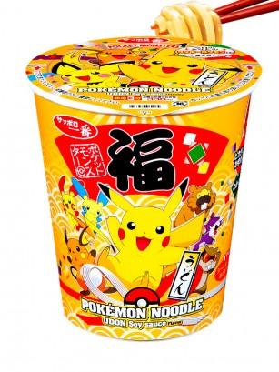 Fideos Shoyu Udon Pokemon | Edicion Festival 65 grs.