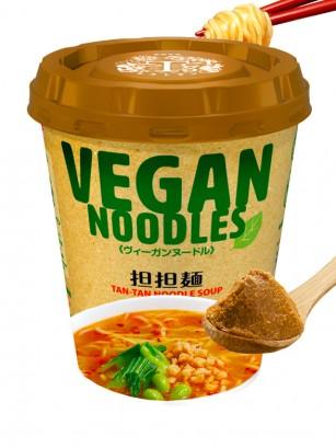 "Fideos Ramen Miso Veganos | Receta ""T's Restaurant de Tokyo"""