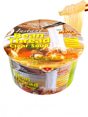 Fideos Vermicelli con Sopa Chand | Receta Tailandesa 45 grs