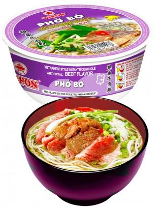 Ramen Vietnamita de Arroz y Ternera Pho Bo | 70 grs.