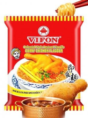 Ramen Vietnamita de Pollo y Curry | 70 grs.
