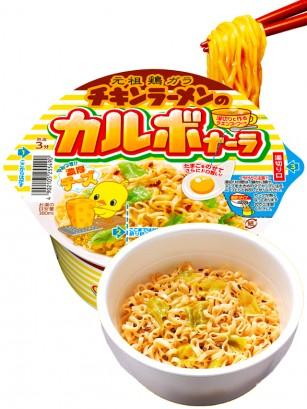 Fideos Yakisoba Nissin Chikin Ramen Bowl Carbonara 93 grs.
