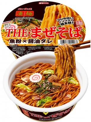 Fideos Yakisoba Mazesoba Naruto de Cerdo y Salsa de Soja 122 grs.