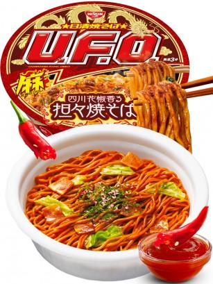 Fideos Yakisoba UFO con Pimienta de Sichuan 115 grs.