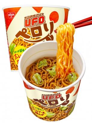 Fideos Yakisoba UFO de Salsa Dashi | Cup 74 grs.