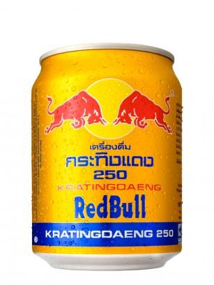 Red Bull GOLD Krating Daeng | Tailandia 250 ml