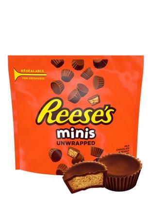 Mini Chocolatinas Reese´s de Crema de Cacahuete 90 grs
