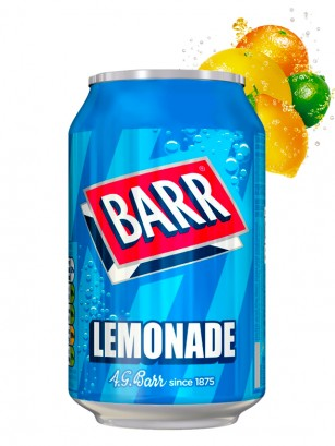 Soda Barr Lemonade Original