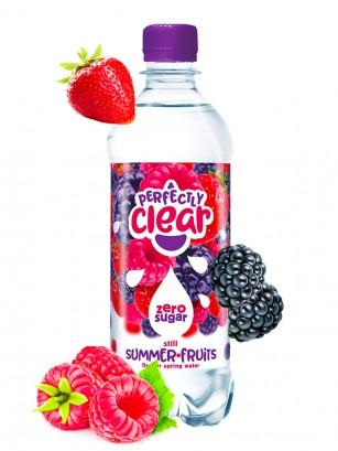 Refresco de Frutas de Verano de la Campiña | Sparkling Clear 500 ml.