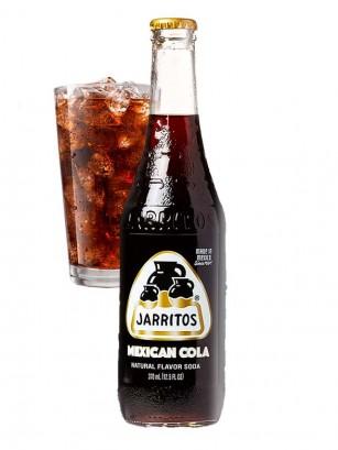 Refresco de Cola Mexicana | Jarritos 370 ml.