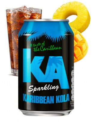 Refresco Karibbean Kola | KA 330 ml
