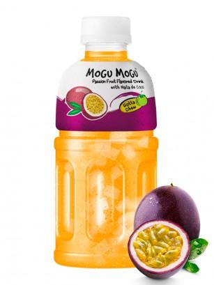 Bebida Mogu Mogu Fruta de la Pasión 320 ml