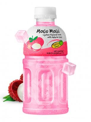 Bebida Mogu Mogu Lychee & Jelly