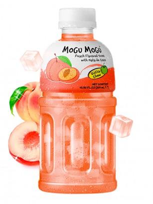 Bebida Mogu Mogu Melocotón Momo & Jelly