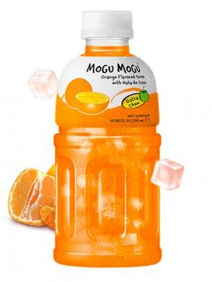 Bebida Mogu Mogu Naranja & Jelly