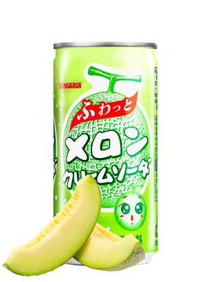 Soda Sparkling Melón 250 ml.
