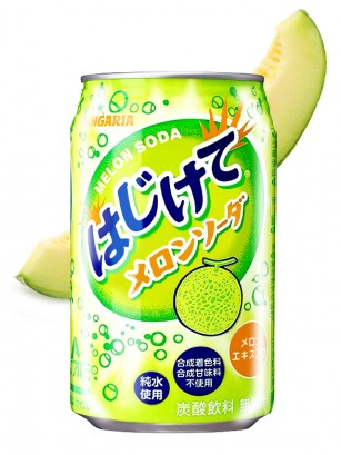 Soda Sparkling Melón 350 ml