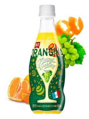 Refresco Orangina Mosto Sparkling | Edición Limitada | 420 ml
