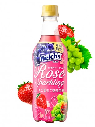 Refresco Welch's Rose Sparkling | Premium | 450 ml