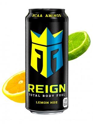 Bebida Energética Reign Lemon HDZ 500 ml.