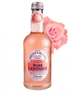 Limonada de Rosas de Otto y Jengibre | Receta Victoriana