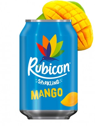 Refresco de Mango | Rubicon Sparkling Mango