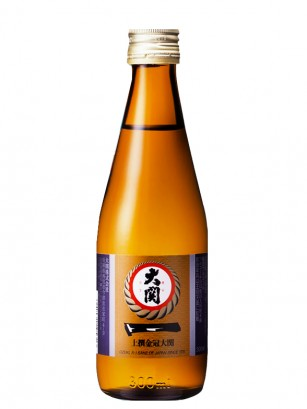Sake Ozeki Corona Dorada | 300 ml.