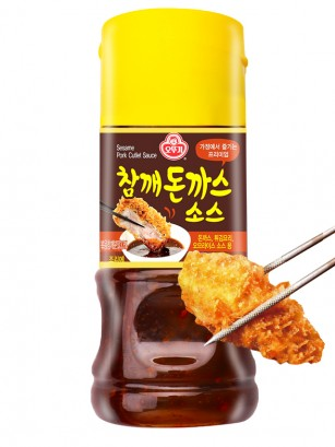 Salsa Coreana Tonkatsu | Receta con Sésamo 290 grs