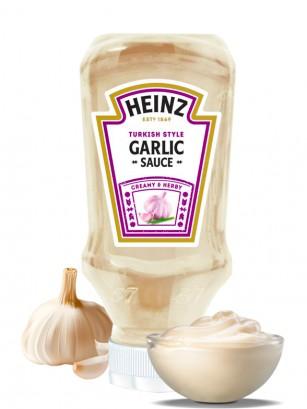Salsa de Ajo Heinz | Estilo Turco 230 grs.