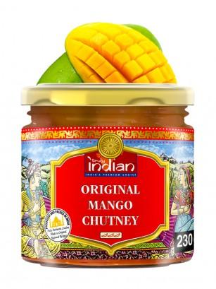 Chutney de Mango | Sin Gluten 230 grs.