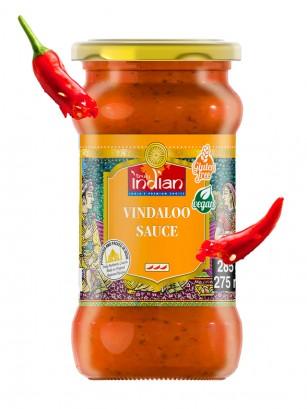 Salsa Vindaloo | Sin Gluten 285 grs.