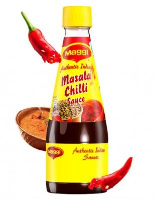 Salsa India Masala Chilli | Picante 400 grs.